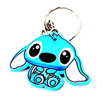 Lilo & Stitch: Llavero (Esponjoso) - Disney: Amazon.es ...