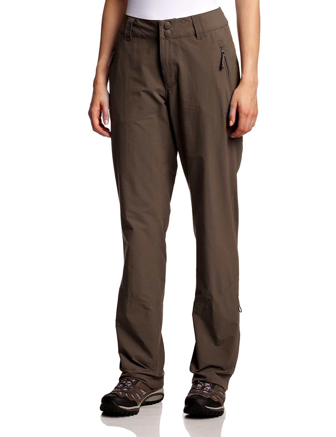 THE NORTH FACE Trekker Pant damen braun