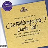Well-Tempered Clavier-Bk 1
