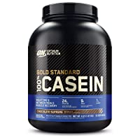 Optimum Nutrition Gold Standard 100% Micellar Casein Protein Powder, Slow Digesting...