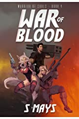 War of Blood (Warrior of Souls Book 4) Kindle Edition