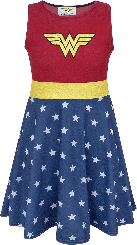 Wonder Woman El Vestido de Partido del Vestido de Cosplay del ...