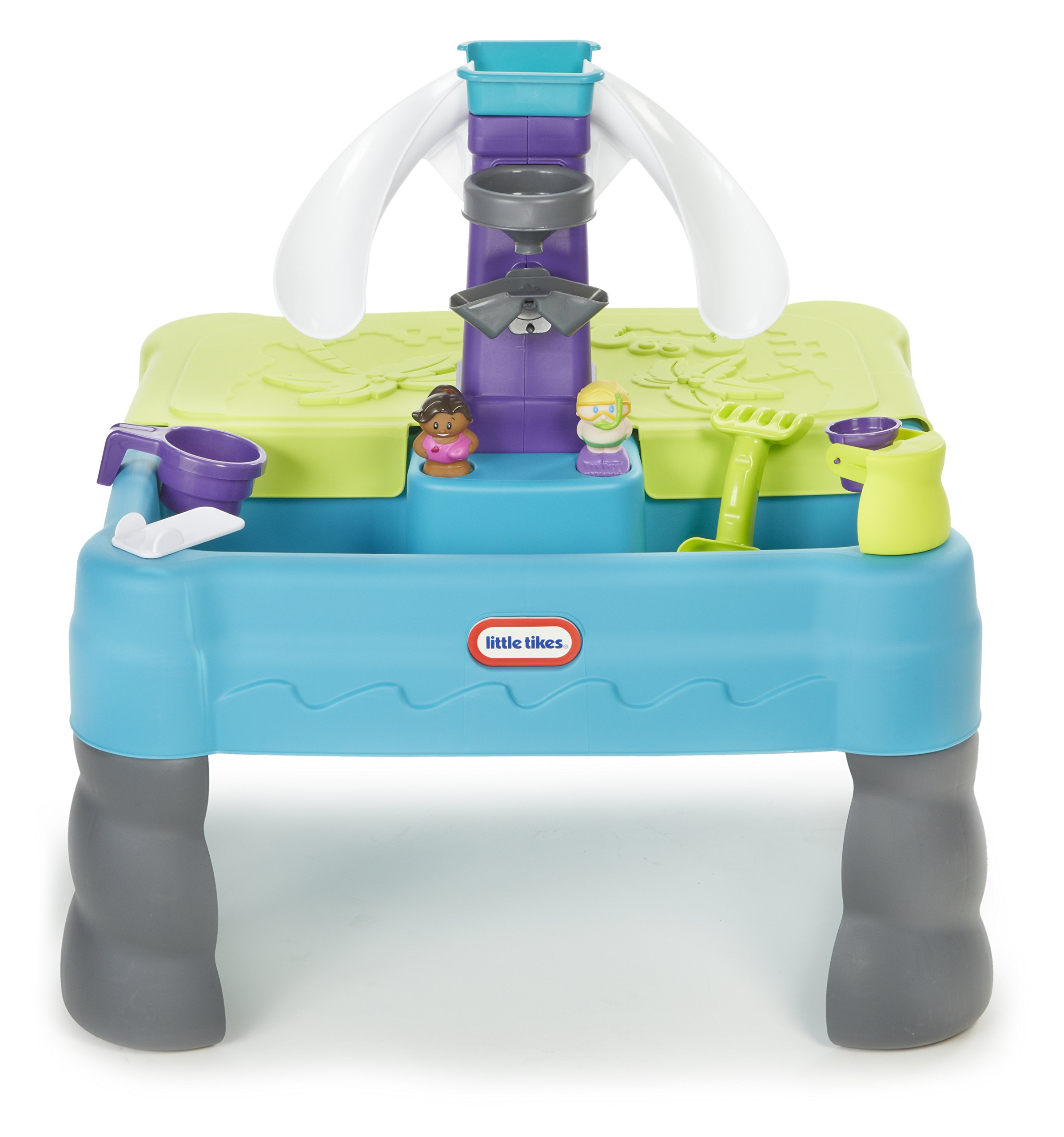 Little Tikes Sandy Lagoon Waterpark Play Table by Little Tikes (Image #1)