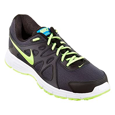 release date a26a1 34c18 Nike Revolution 2 Mens Running Shoes (9 D(M) US, Anthracite Volt