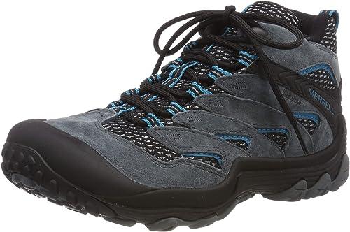 chaussure randonnée merrell waterproof femme