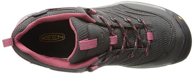 Keen Chaussures de Sport a86 TR d'extérieur pour Trekking Légère Loisirs Turquoise/Bleu/Blanc - Bleu - Bleu, Taille 37