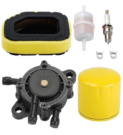 Amazon.com: HIFROM - Bomba de combustible de repuesto para ...