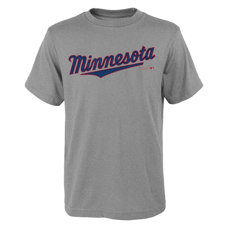 新規購入 Outerstuff MLB Minnesota Twins Youth – Outerstuff Boys 20 8 – 20 Wordmark tee-l (14 – 16 ) B0017TM3QM, 河村製紙:eb58af8b --- a0267596.xsph.ru