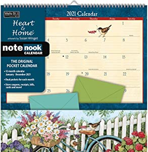 WSBL Heart & Home 2021 Note Nook (21997007196)