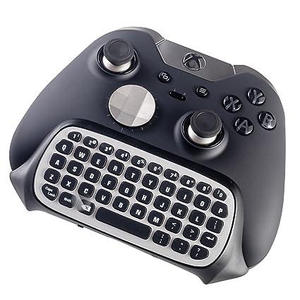 Review Elite Xbox S Chatpad