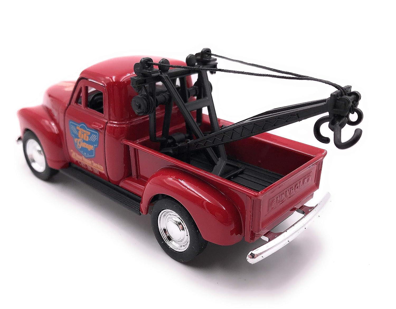 Onlineworld2013 Carro de Remolque Modelo Car Pic Up Beige Car Scale 1 34-39 con Licencia