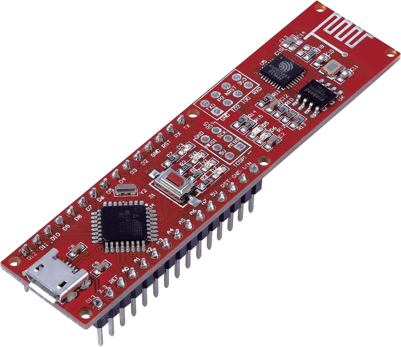 C-Control Evaluation tarjeta Open IOT WiFi tarjeta Arduino Nano compatible: Amazon.es: Electrónica