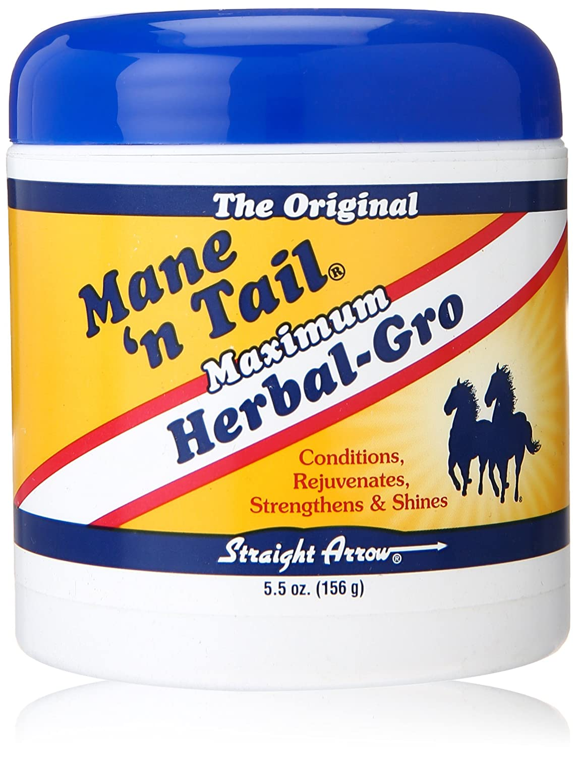 Mane 'n Tail 5.5 Oz Herbal Gro Maximum Mane ' n Tail MNTPOMX