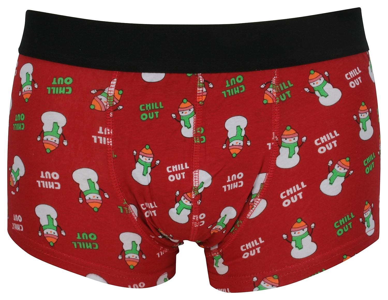 Tom Franks Hombre Regalo Navidad Hipster Calzoncillos Boxers: Amazon.es: Ropa y accesorios