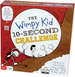 Amazon paul lamond games diary of a wimpy kid cheese touch diary of a wimpy kid 10 second challenge solutioingenieria Gallery