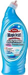 Magiclean Toilet Dual Power, Ocean Fresh, 650ml