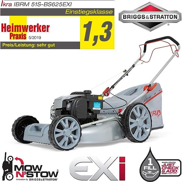 224ccm 4-Takt Motor Euro 5-5,2 Kw 7 Ps Easy Clean 56 cm Schnittbreite GT Markengetriebe CR-224-20 5,2 KW 7 Ps 224cc Motor Craftfull Premium Benzin Rasenm/äher 5in1 Selbstantrieb