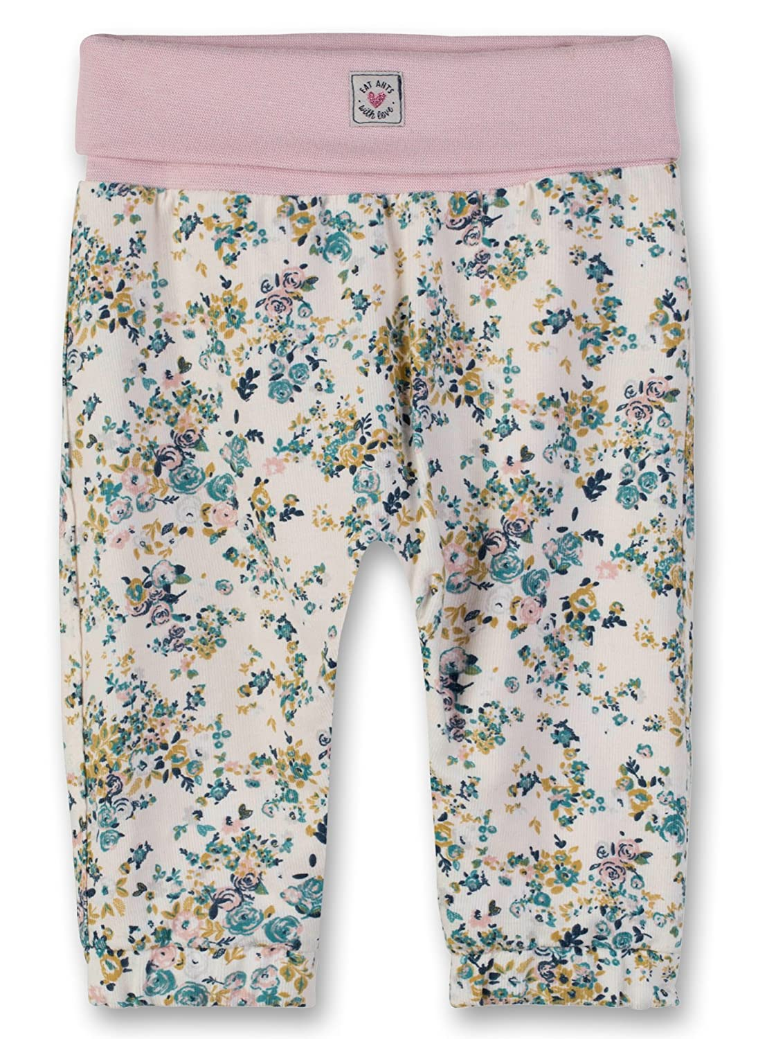 Sanetta Baby-Mädchen Hose Trousers Woven Lined 114381.0