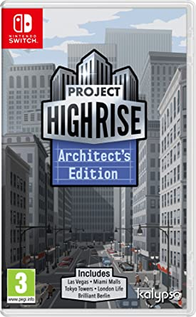 Project highrise architects edition nintendo switch amazon project highrise architects edition nintendo switch reheart Choice Image