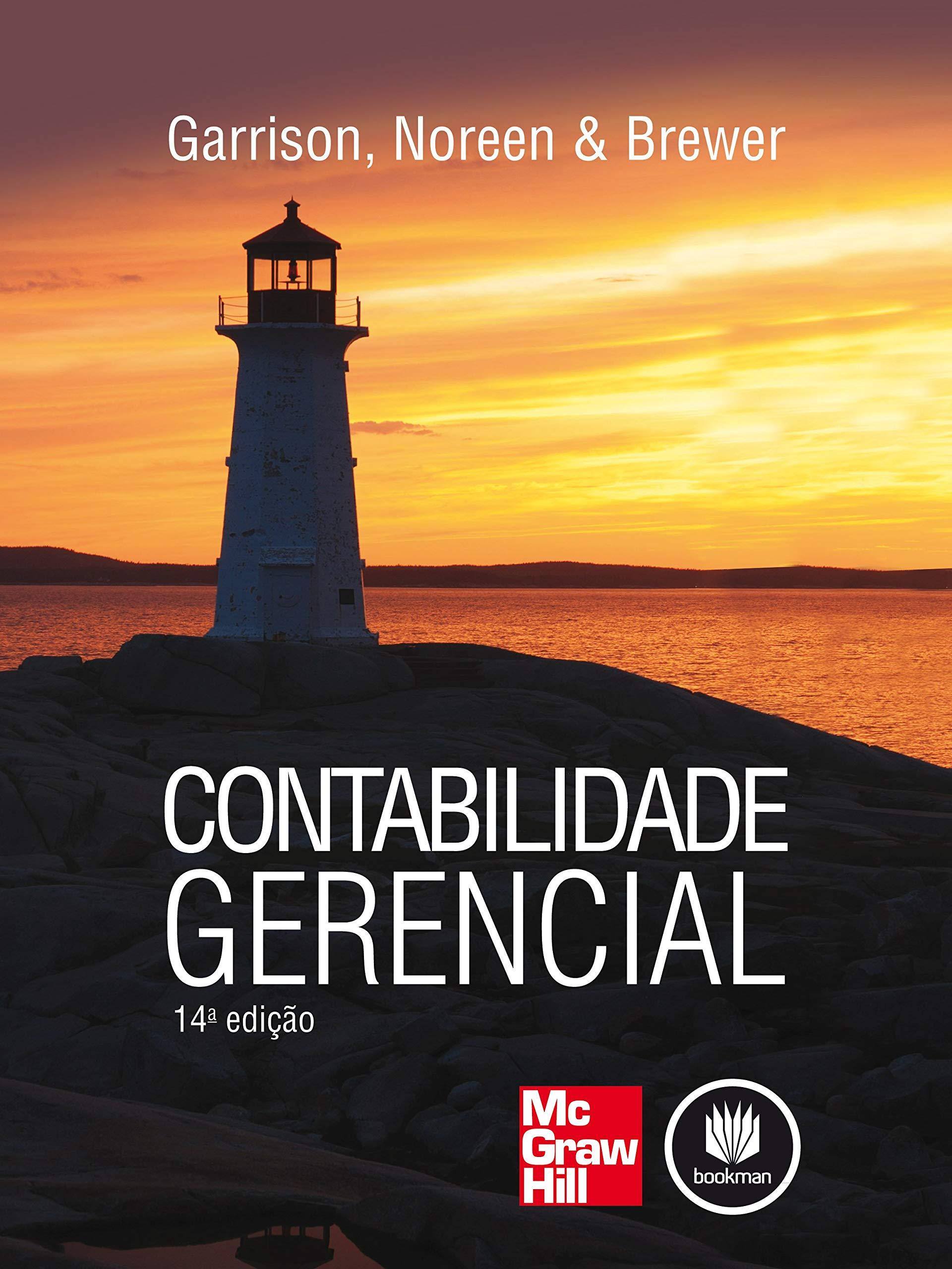 Read Online Contabilidade Gerencial (Em Portuguese do Brasil) ebook