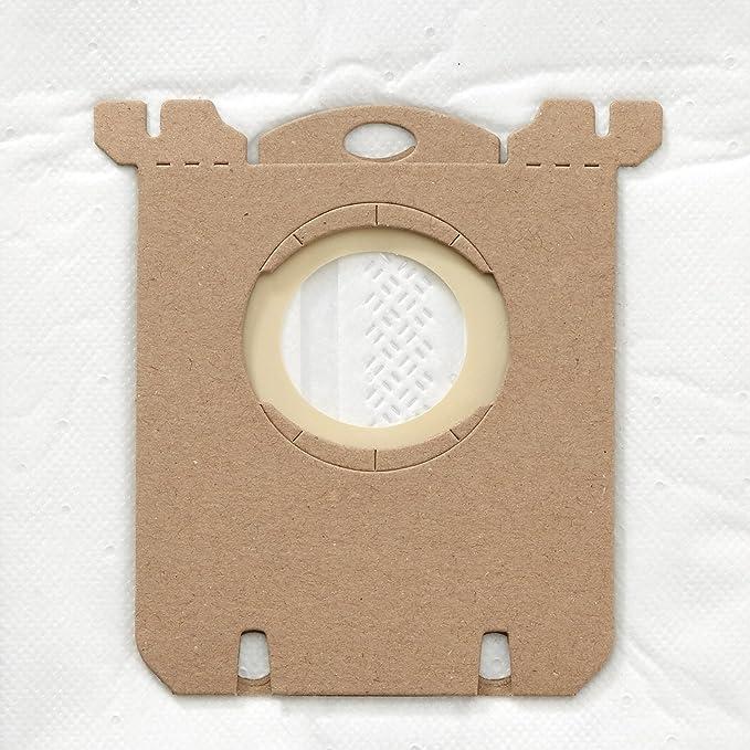 10er-Pack A11-Staubsaugerbeutel mit Geruchskontrolle f/ür AEG-Staubsauger Basics