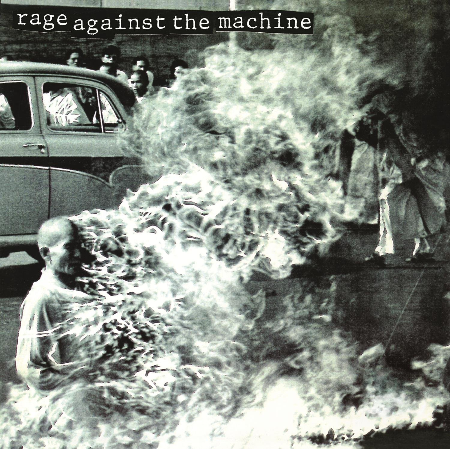 Rage Against The Machine by Legacy