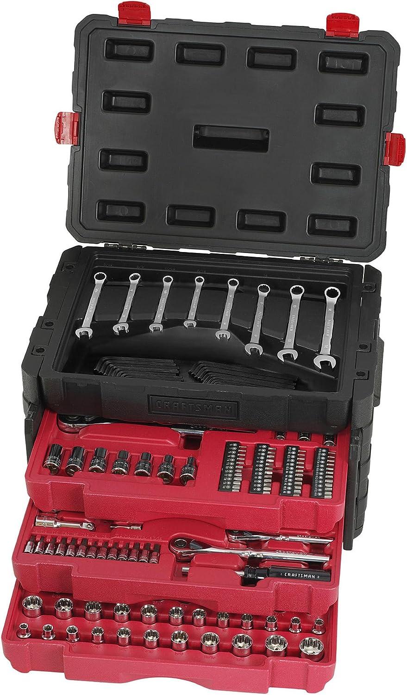 Craftsman - Juego de herramientas de mecánico (320 piezas): Amazon.es: Bricolaje y herramientas