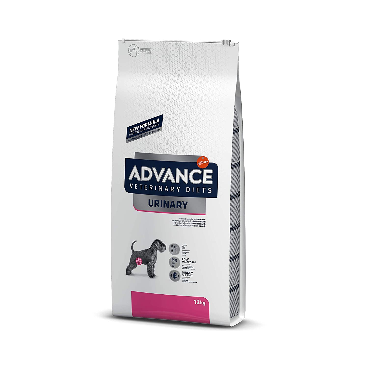 12 kg Advance Urinary Dry Dog Food