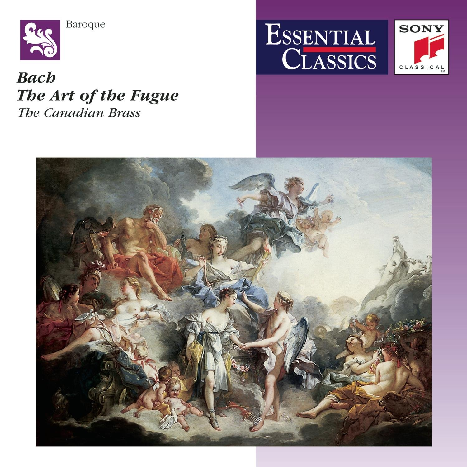 Bach: The Cheap sale Opening large release sale Art Fugue of the