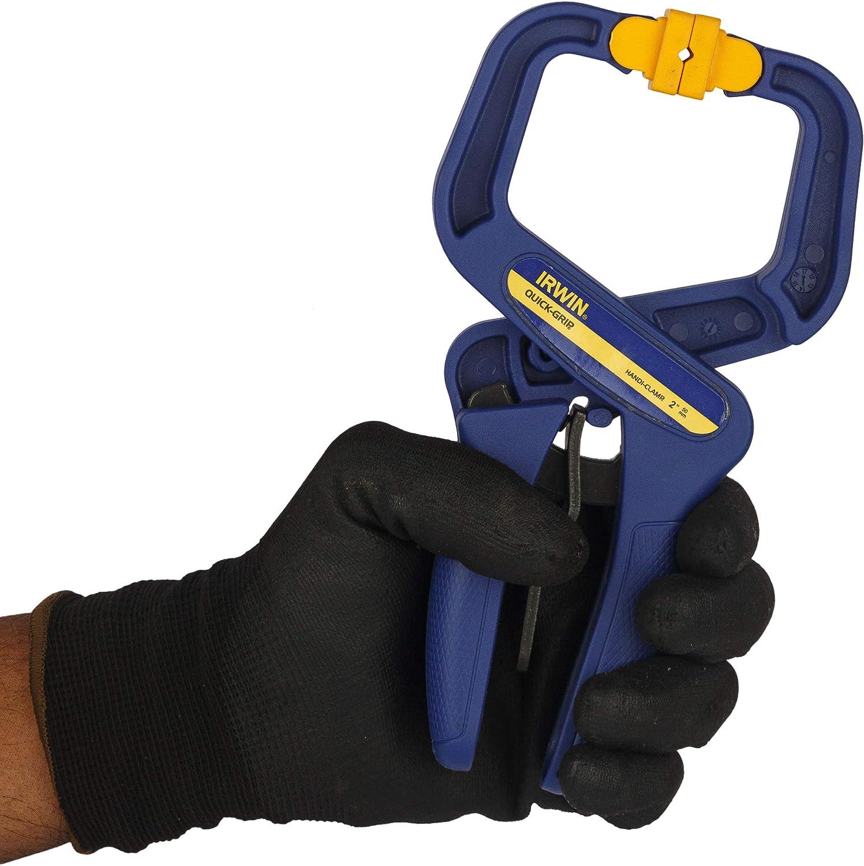 IRWIN ® Quick-Grip ® Q//G59100 QUICK-GRIP ® HANDI-Collier ® 38 mm 1.1//2in