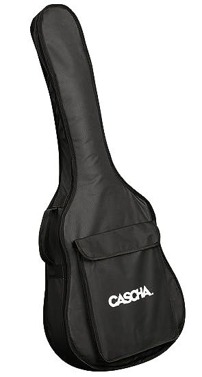 cascha HH 2023 funda acolchada para guitarra clásica
