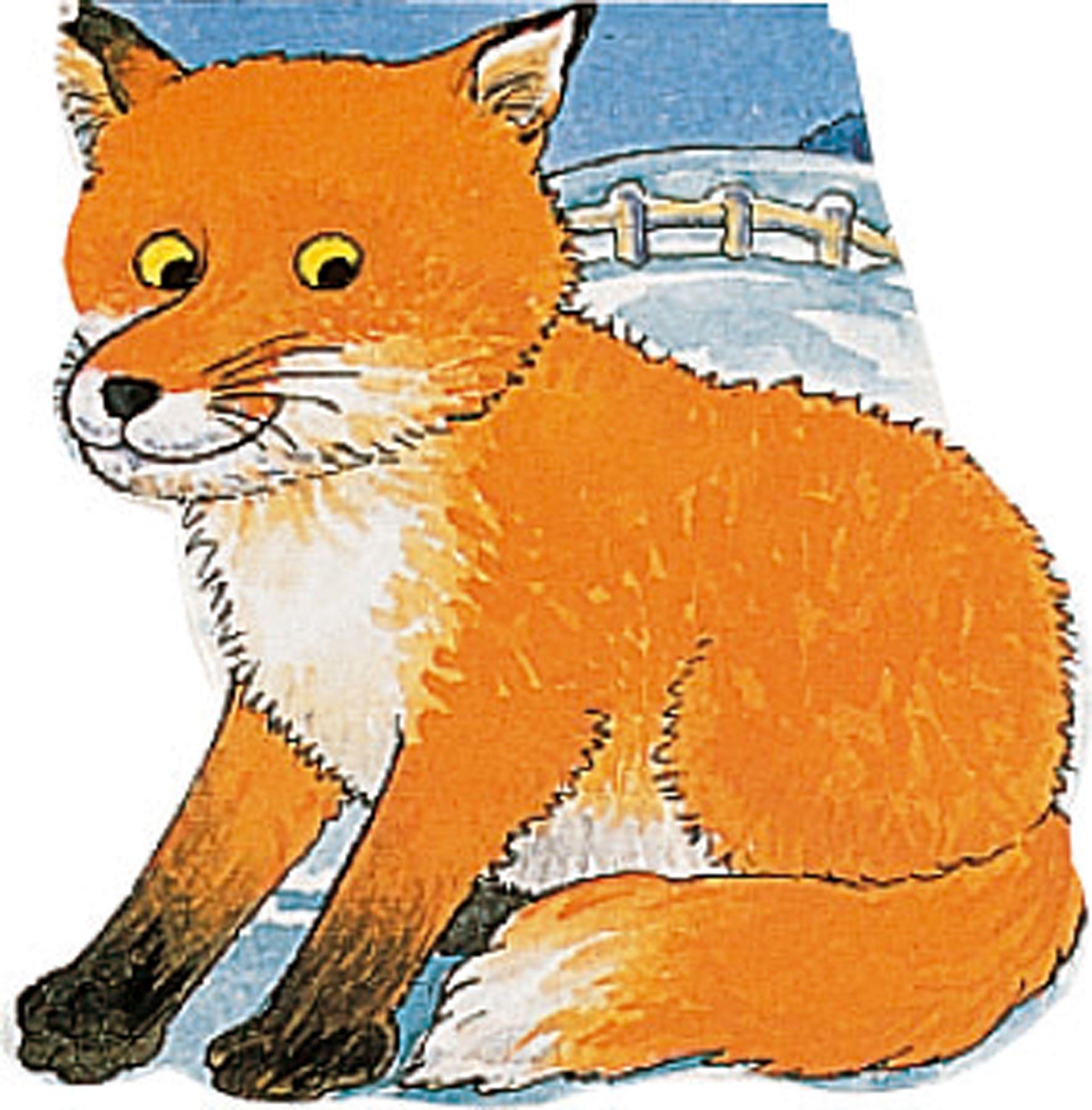 Pocket Fox (Pocket Pals Board Books)