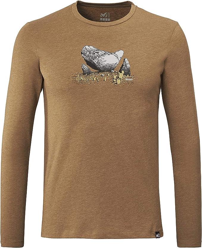 Millet Boulder Dream TS LS M Camiseta Hombre: Amazon.es: Ropa ...