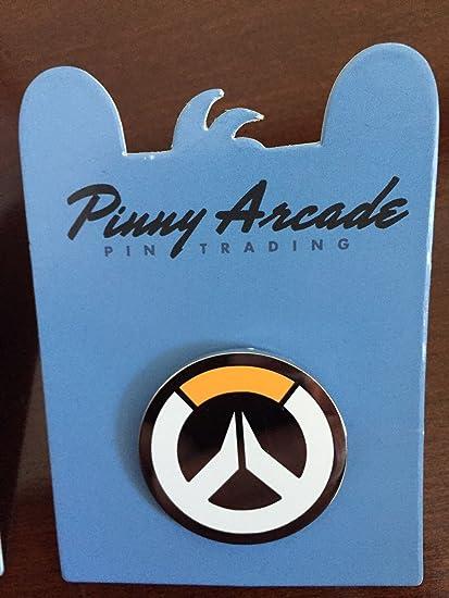 amazon com overwatch pinny arcade pin everything else