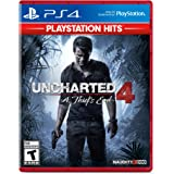 Uncharted 4: A Thief's End (US/LATAM) (PS4)