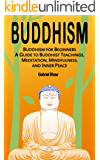 Buddhism: Buddhism for Beginners, A Guide to Buddhist Teachings, Meditation, Mindfulness, and Inner Peace (English Edition)