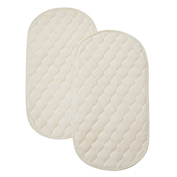 Amazoncom American Baby Company Natural Waterproof Quilted Playard - American table pad company