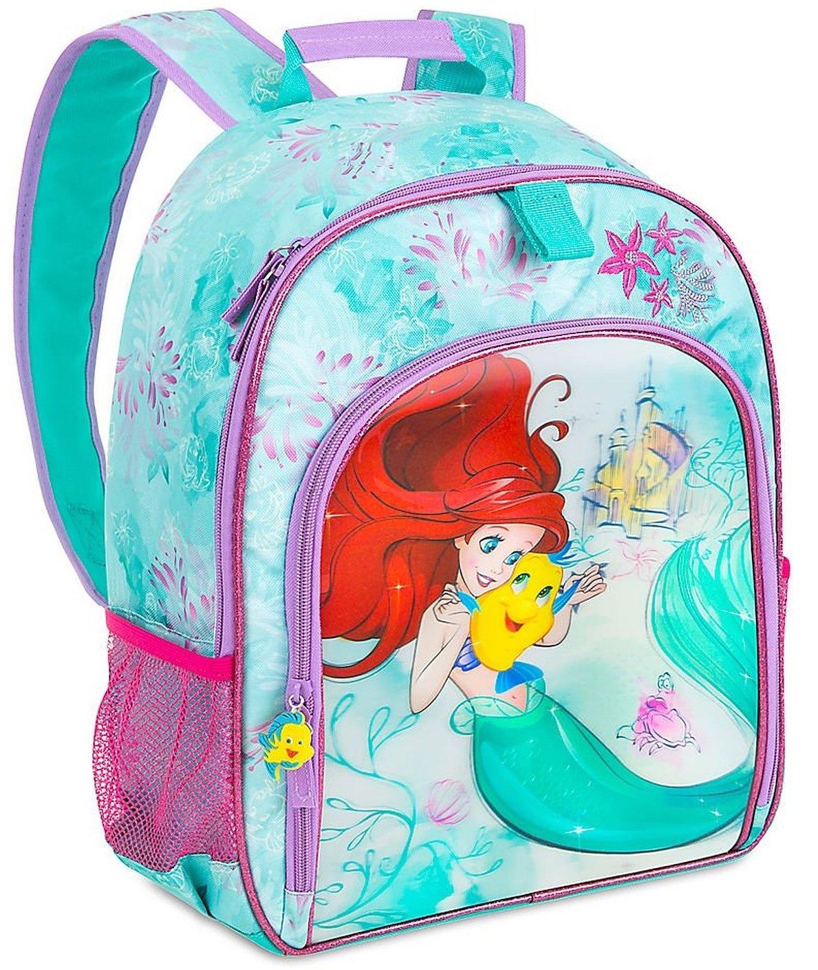 [ディズニー]Disney Store Ariel The Little Mermaid Backpack 2725047150295 [並行輸入品]   B01IFHVXBE