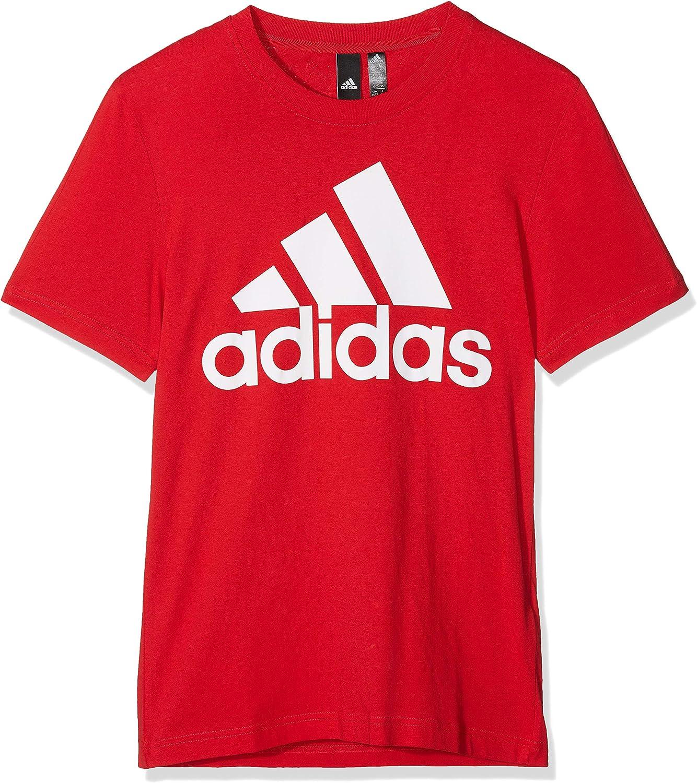 Adidas Damen Kurzarm Klassisches Logo Grafik Essential T-Shirt