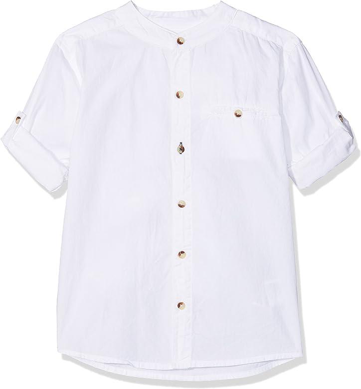 ZIPPY ZB15_409_16 Camisa, Blanco (White), 11 años (Tamaño del Fabricante:11/12) para Niños: Amazon.es: Ropa y accesorios