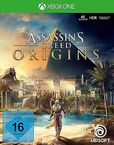 Ubisoft Assassins Creed Origins - Xbox One [Importación alemana ...