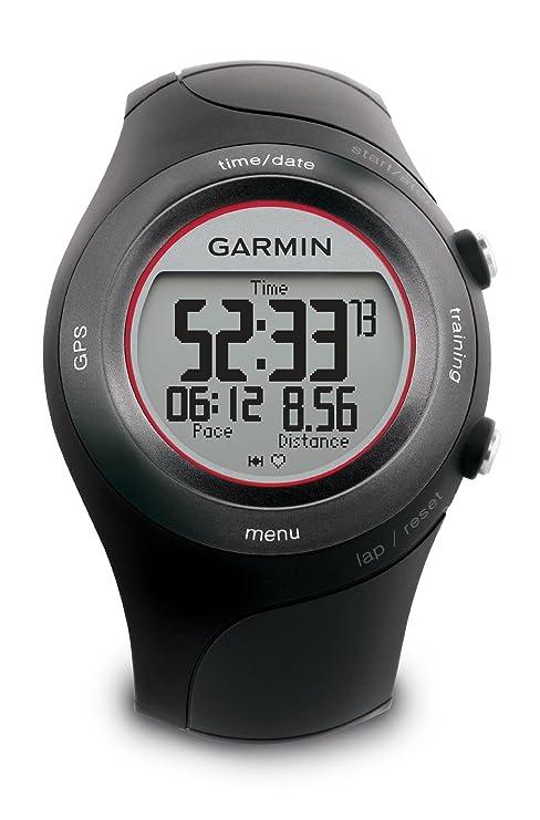 Garmin Forerunner 410, Monitor de ritmo cardíaco, 124 x 95 Pixeles, 2.69 x 2.69 cm (1.06 x 1.06