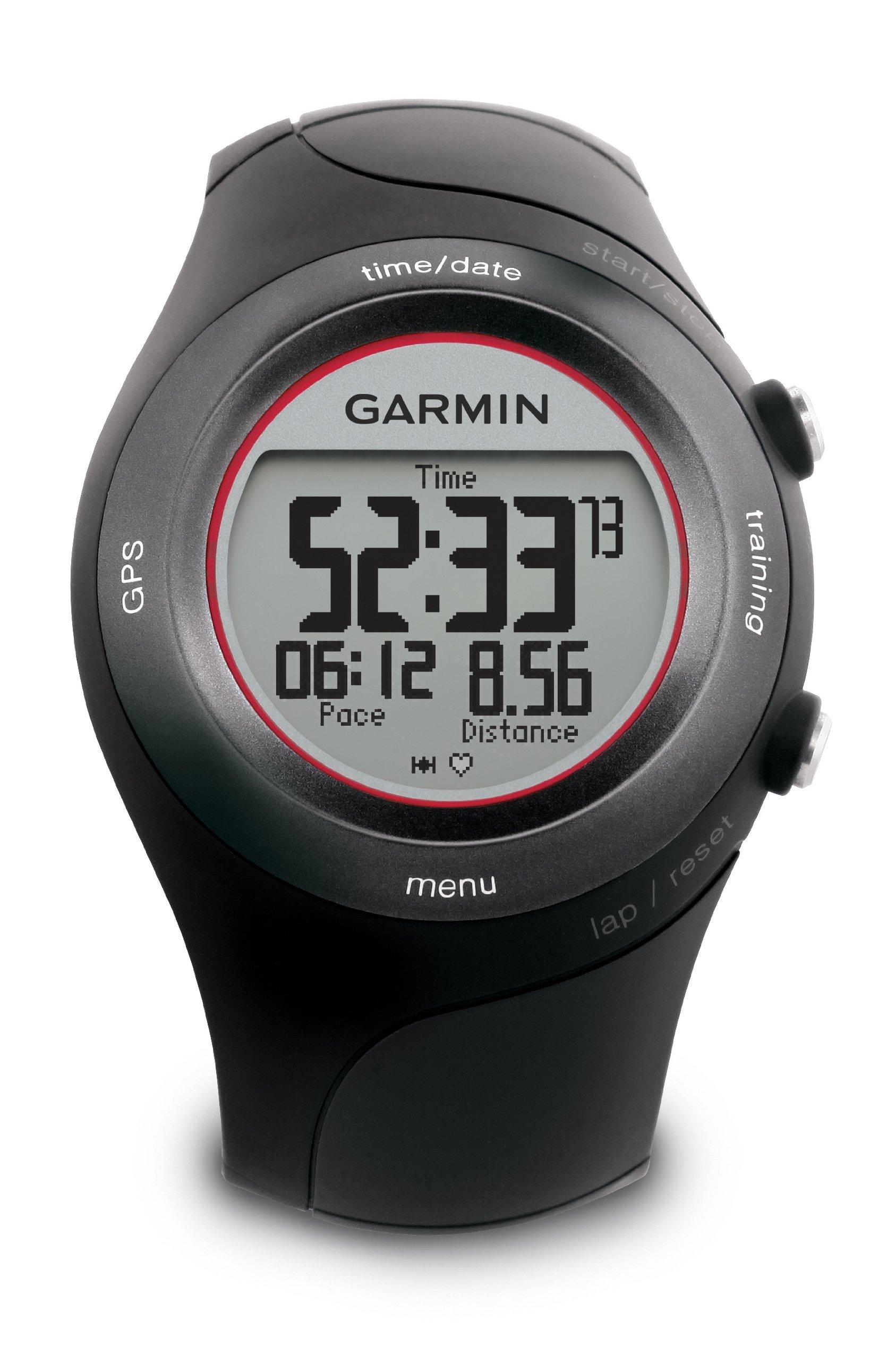 Garmin Forerunner 410 con fascia cardio, GPS product image