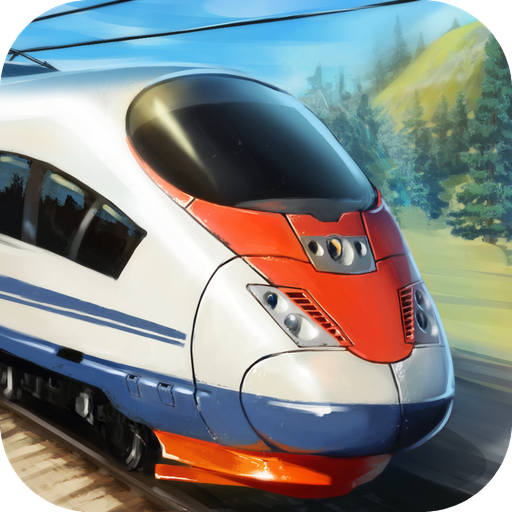 - High Speed Trains 3D