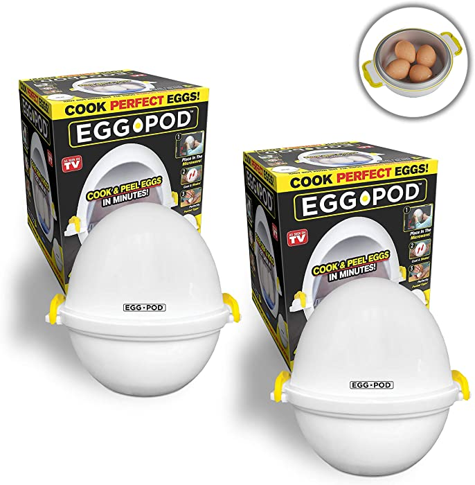 The Best Hard Boiled Egg Cooker Set