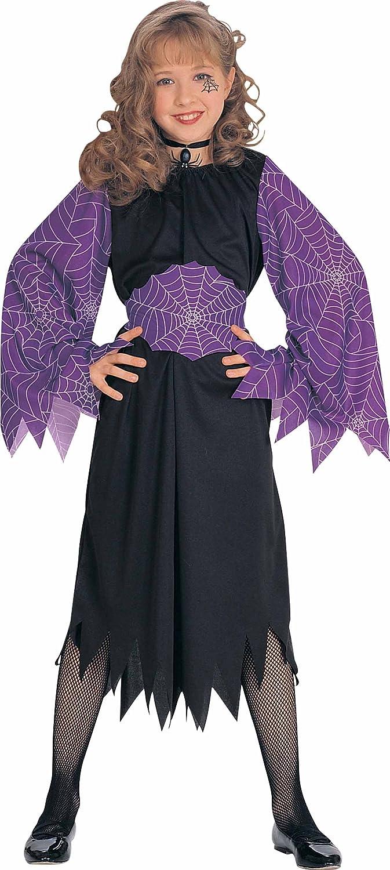 Rubie`s 881014 - L - Disfraz hechicera talla L (8-10 años): Amazon ...