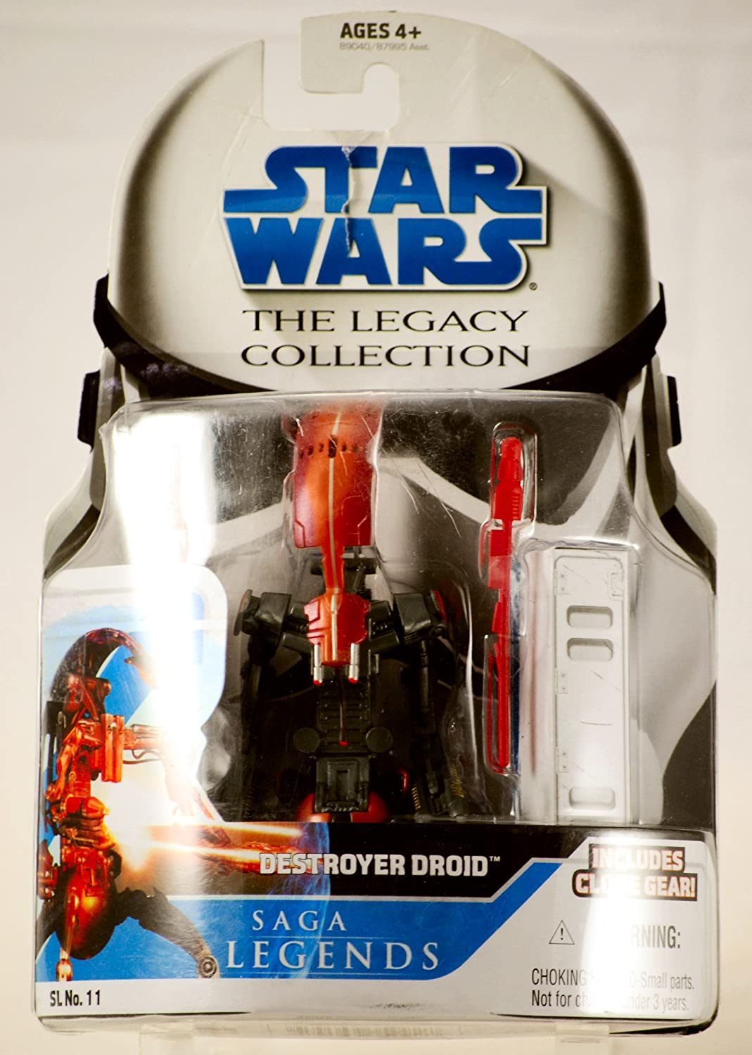 destroyer droid star wars saga legends assortment figur style and colors may vary 89040 CHAR-STAW-AFSL-SL11/_DESTROYER/_DROID/_LEGA