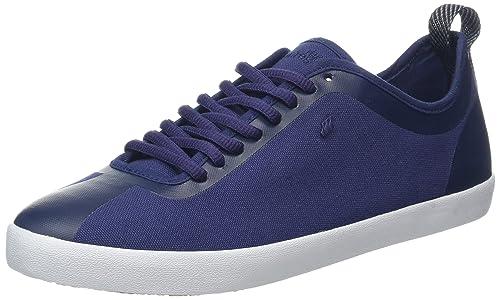 Boxfresh Calvict, Zapatillas para Hombre, Azul (Navy NVY/LT GRY), 44 EU