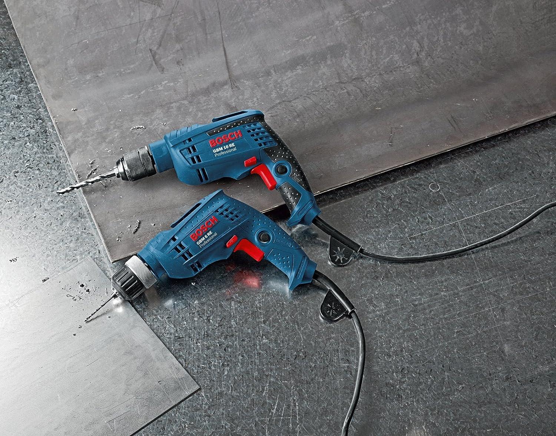 Großartig Bosch Professional GBM 10 RE Bohrmaschine, 600 W, 1-10 mm  KO76
