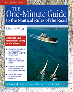 Amazon get your captains license fourth edition ebook the one minute guide to the nautical rules of the road united states power fandeluxe Gallery